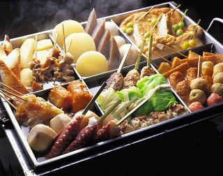 oden a variety of oden ingredients oden dark shizuoka oden again oden ...